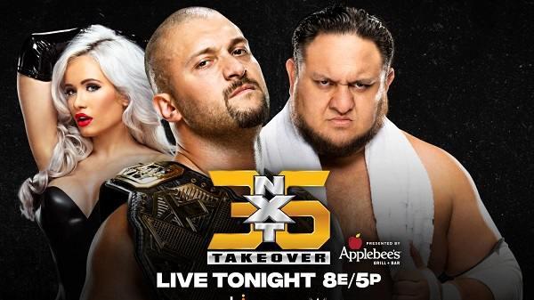 عرض NXT تيك أوفر 36 كامل (NXT TakeOver 36)