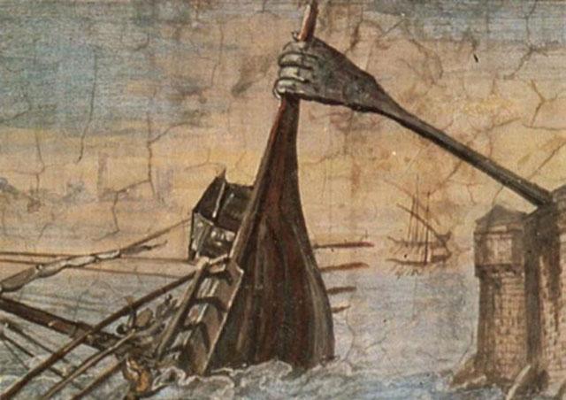 Cakar Archimedes