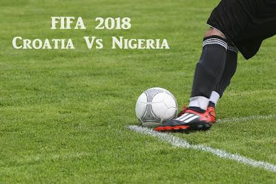 FIFA 2018 Croatia Vs Nigeria Live Telecast Info