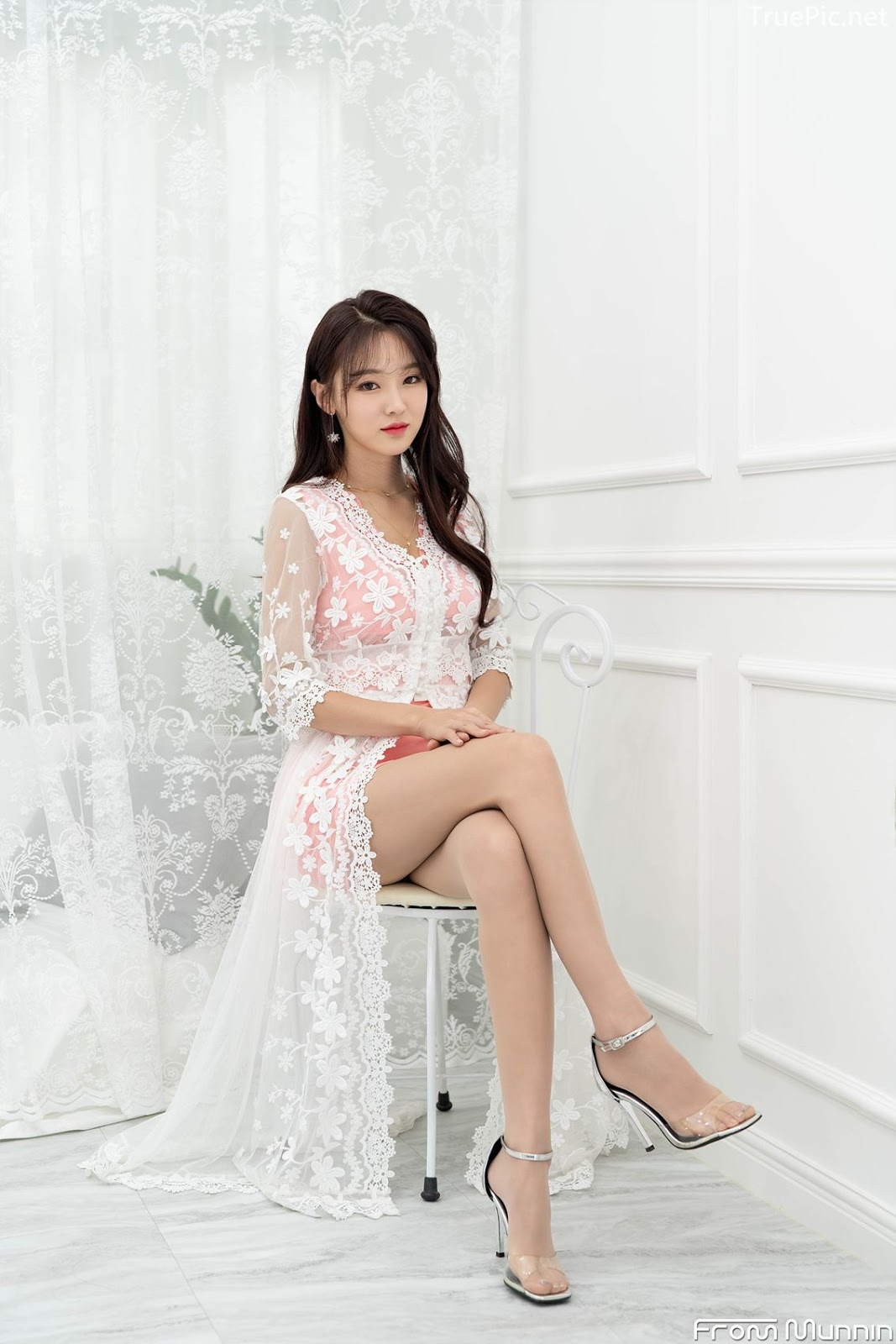 Korean hot model and fashion - Jin Yu Ri - Indoor Photoshoot Collection - Picture 5