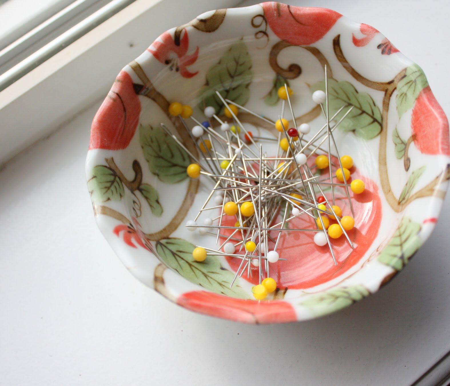 Magnetic Pin Bowl