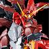 MG 1/100 Testament Gundam, Premium Bandai