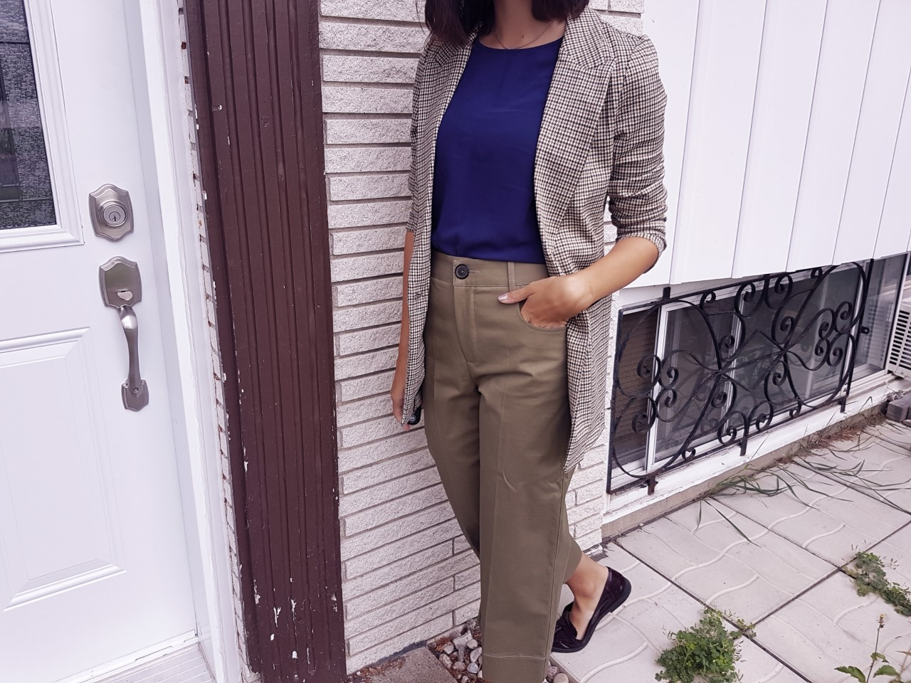 menswear, OOTD, outfit details, street style, personal style, H&M, Zara, Fall dressing, fall style, fashion blogger, Montreal fashion blogger,