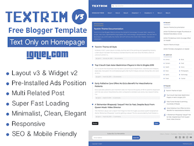 Blogger-SEO-Friendly-Templates