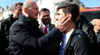 وزير الداخلية يلتقي الشاب السوري محمود عثمان ماذا قال له ؟