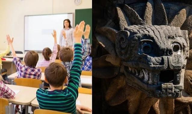 Pais processam escolas que obrigam crianças a orar para divindade asteca, na Califórnia
