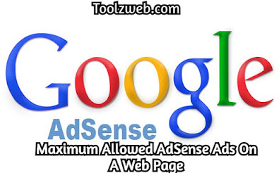 AdSense Allowed Maximum Ads On A Web Page – 2020 Policy, adsense ,how to ,add ,ad units ,ad sizes ,responsive ads ,googel adsense ,google adsense ,tutorial ,how to monetize a website ,how to add advertisements to a website ,google adsense implementation ,wordpress ,monetize site ,place ads ,guide ,2017 ,2016 ,maximum ads per page adsense ,google adsense ads limit ,ads limit per page ,adsense limit per page policy ,How Many Adsense Ads Can You Use in Your Blog & Website ,maximum number of ads in a website ,adsense ad placement policy ,how many ads per page ,how many adsense ads per page 2018 ,adsense ads setup ,Google AdSense Policy Update on Ad Limits per Page ,maximum websie ads ,maximum page ads ,Maximum Allowed AdSense Ads On A Web Page ,adsense ad limit ,adsense ,google adsense ,google adsense ,how to increase cpc ,how to increase adsense cpc ,how to ,make money online ,adsense tutorial ,adsense for beginners ,how to make money ,make money ,increase your adsense earnings ,adsense cpc 2019 ,how to increase adsense cpc 2019 ,how to get high cpc in adsense ,increase adsense cpc ,adsense cpc ,earn money online ,high cpc ,high cpc ads ,google adsense account ,how to increase cpc on adsense ,google adsense 2019 ,how to increase cpc on adsense 2019 ,