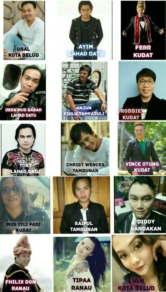 Semi-final The Battle Voice of Sabah Artiste