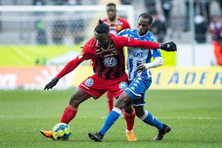 Club Brugge keen on signing another Nigerian striker after Dennis & Okereke