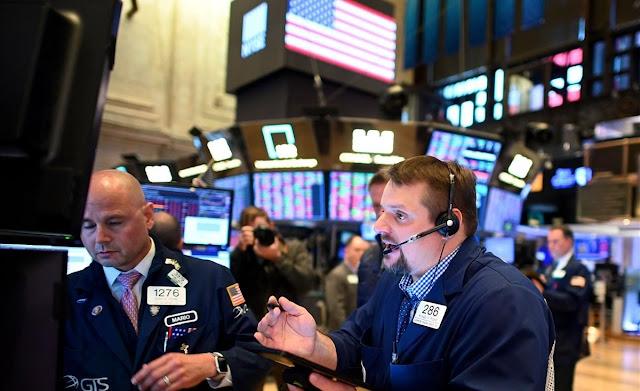 Wall Street Sube