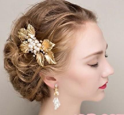 model rambut pesta wanita