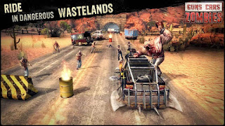Guns, Cars and Zombies v2.0.7 apk