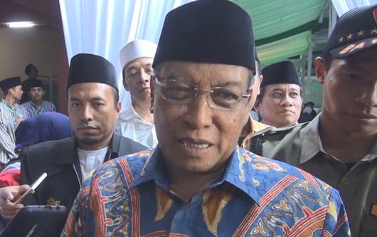 Said Aqil Siradj Tuding GNPF Ulama sebagai Kelompok Penjual Agama