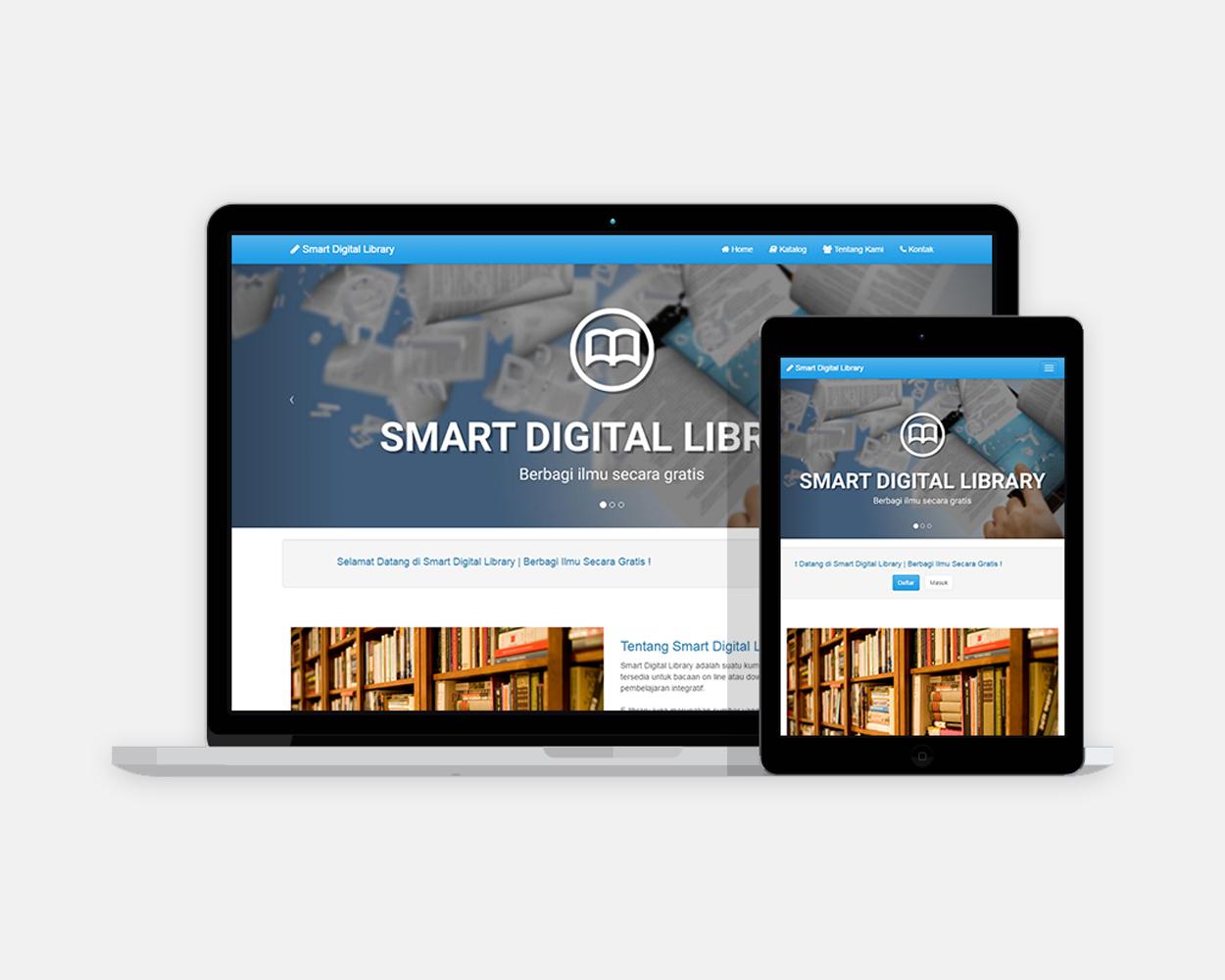 Smart Digital Library
