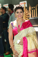 Sneha Looks Super cute in Red Silk Saree at IIFA Utsavam Awards 017.JPG