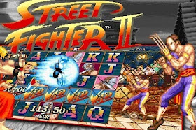 لعبة Street Fighter بدون تحميل العاب اونلاين
