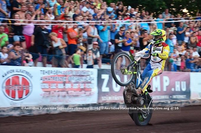 Speedway  Barátság kupa melyben Debrecen is érdekelt!