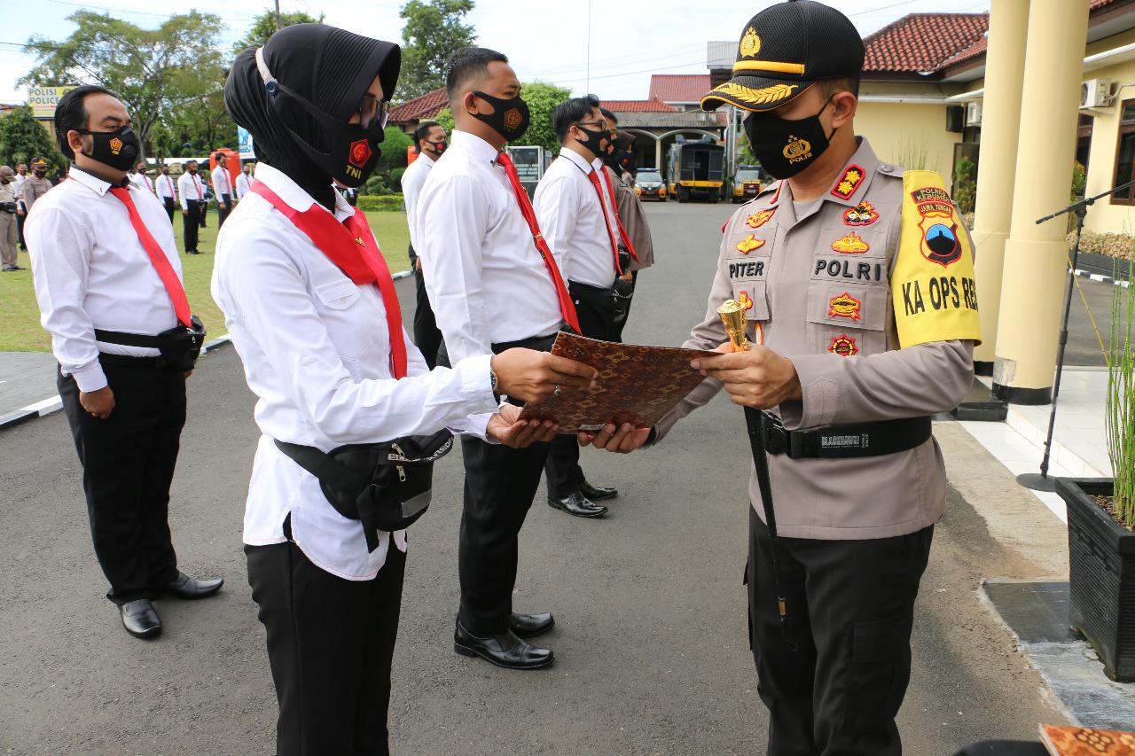 Tahun Lalu, Unit PPA Polres Kebumen Tangani 41 Kasus Pidana