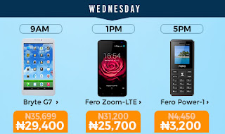 Jumia Mobile Week Day 3 -Get The Best Phone For The Cheapest Price