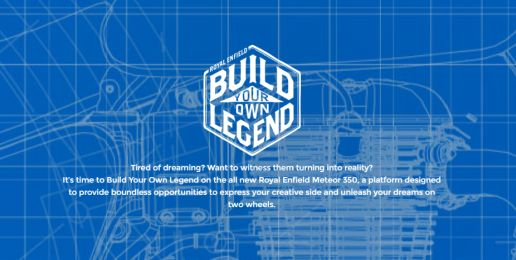 Royal Enfield Build Your Own Legend