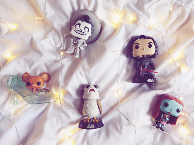 My 5 Favourite Disney Universe Funko Pops