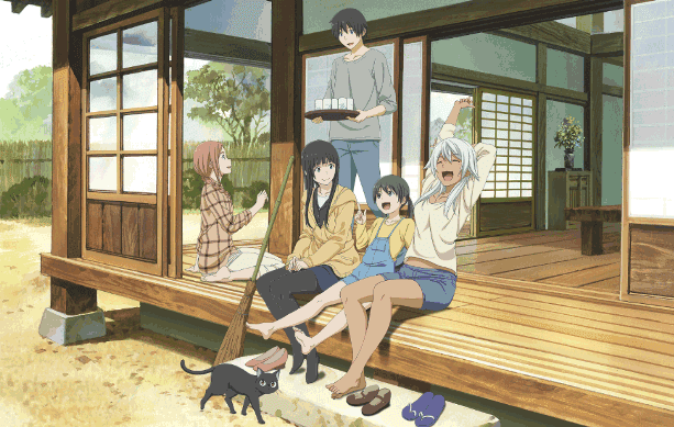 Flying Witch - Best J.C.Staff Anime list