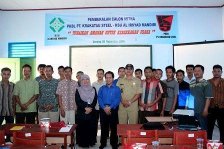 4 Pokok Penunjang Krakatau Steel Peduli Masyarakat