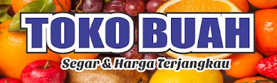 Banner Toko Buah
