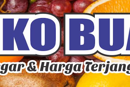 Contoh Desain Banner yang Cocok Untuk Toko Buah