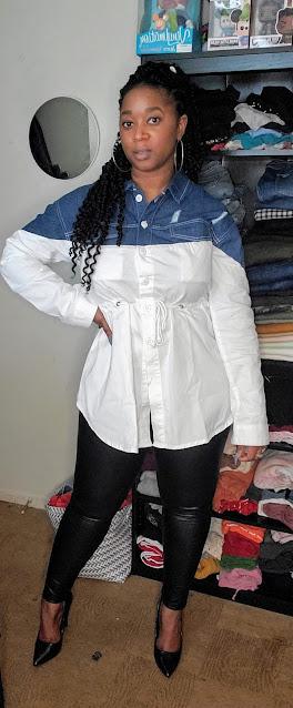 Kimani Button Down Shirt