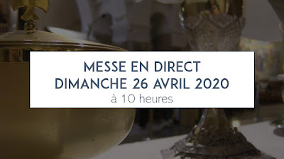 https://www.saintvincentenlignonavecvous.fr/2020/04/messe-en-direct.html