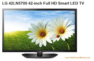 LG 42LN5700 42-inch Full HD Smart LED TV