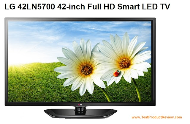 LG 42LN5700 42-inch Full HD Smart LED TV review