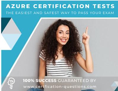 best Practice test and mock exam for Microsoft Azure Fundamentals AZ-900 Cloud Certification