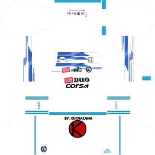 Arema FC Kits 2017/2018 - Dream League Soccer 2017