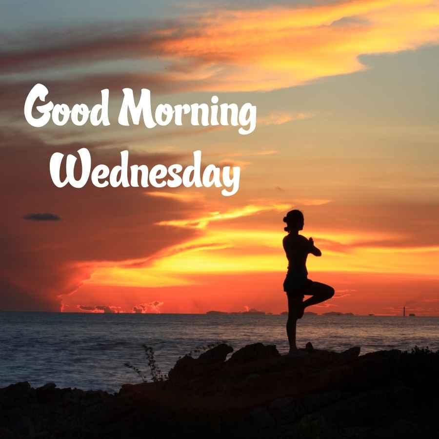 morning wednesday