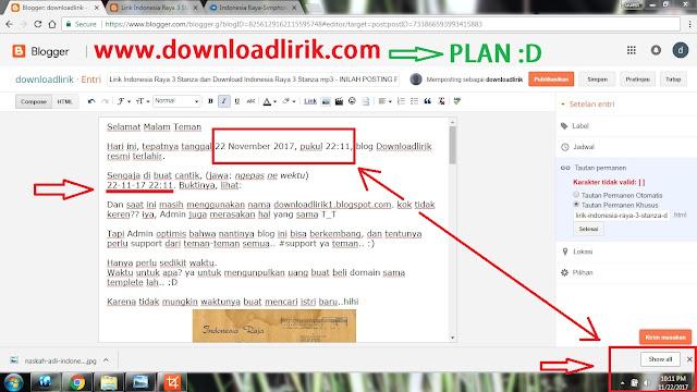 Lirik Lagu Indonesia Raya 3 Stanza Dan Download Mp3 Postingan