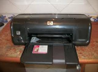 cara memperbaiki printer hp d 1660 blink blink
