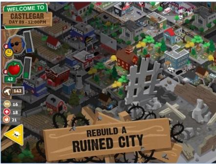 Game Strategi Offline Android Seru Rebuild 3 MOD APK