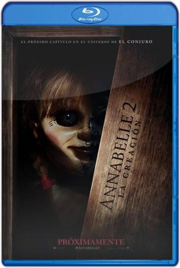 Annabelle 2 La Creación (2017) HD 1080p y 720p Latino