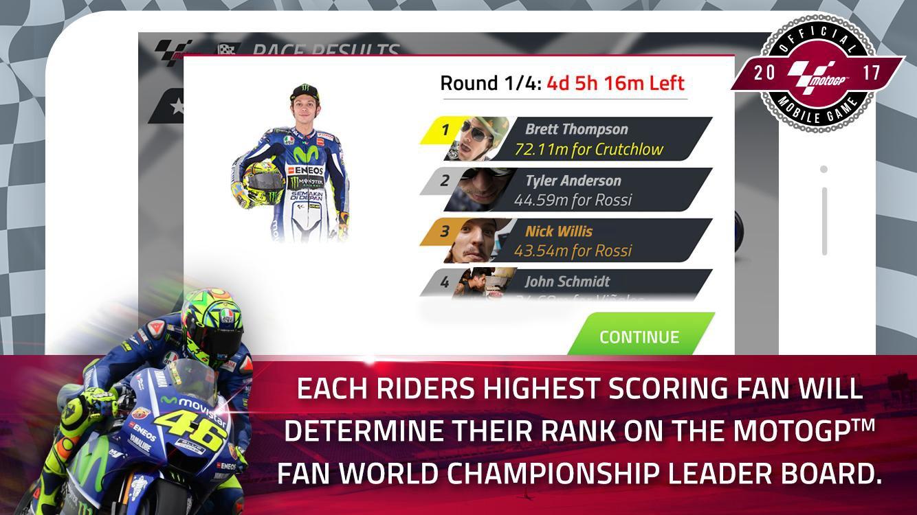 Download MotoGP Racing '17 Championship MOD APK V2.1