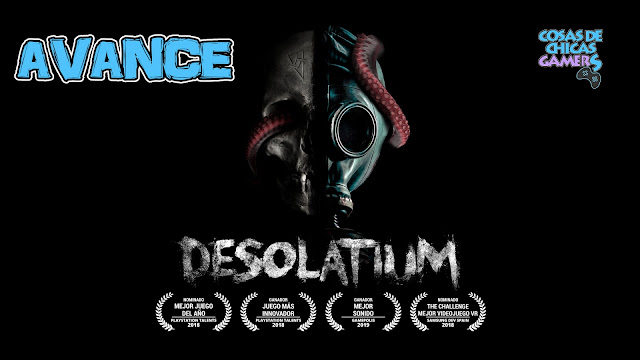 Avance Desolatium - Thriller psicológico para VR con toques de survival horror