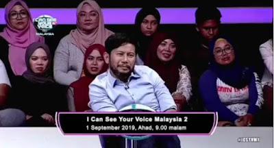 Senarai Tetamu Undangan I Can See Your Voice 2019 Minggu 11