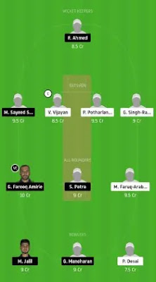 FDF vs MTV Dream11 team prediction