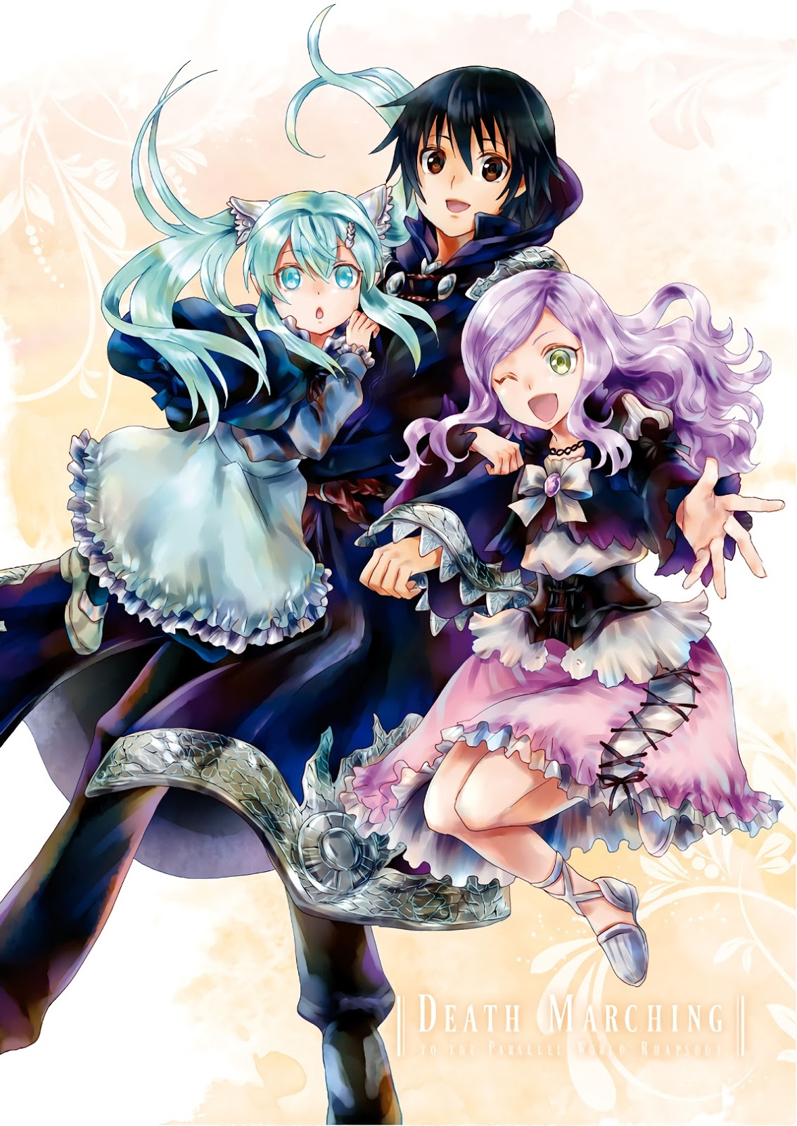 Death March to the Parallel World Rhapsody Mangá Capítulo 57.5_18