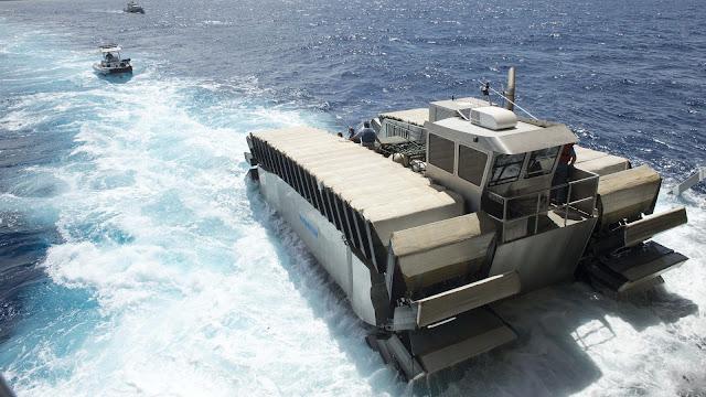 Ultra Heavy-lift Amphibious Connector UHAC