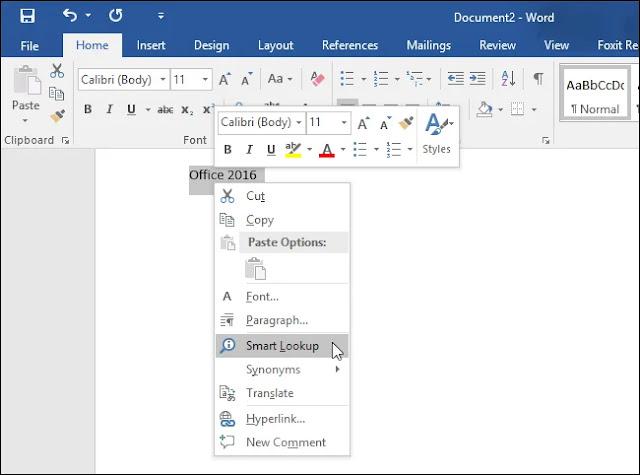 تحميل برنامج أوفيس Microsoft Office 2016 كامل مجانا