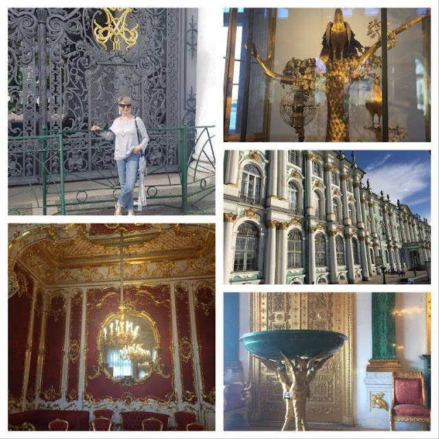 A visit to Hermitage Museum