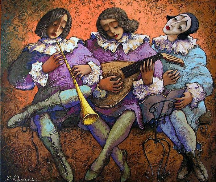 Украинский художник. Viacheslav Koretskiy 13