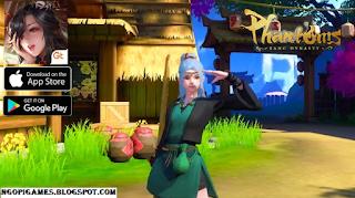 Phantoms: Tang Dynasty MMORPG Apk Mod